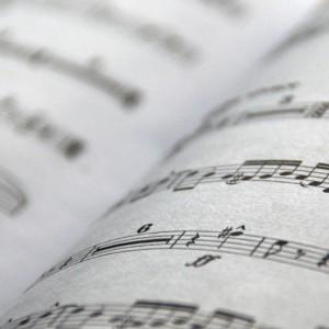 bladmuziek